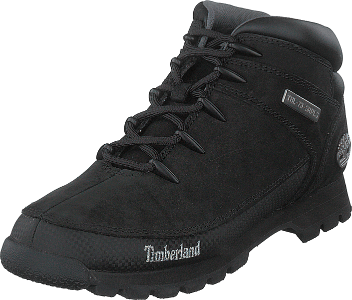 Timberland - Euro Sprint Hiker Black