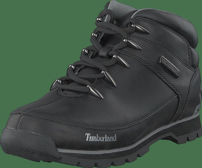 Euro Sprint Hiker Black