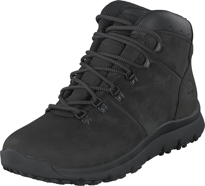 Timberland - World Hiker Mid Jet Black