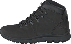 World Hiker Mid Jet Black