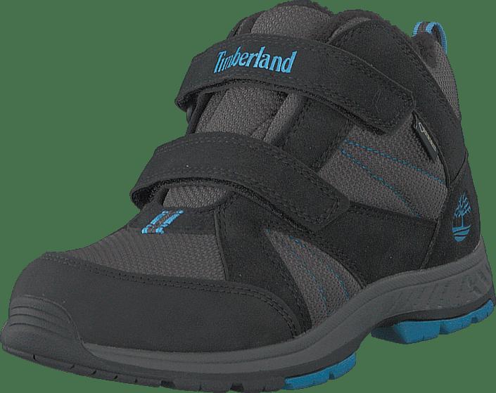 Timberland - Neptune Park Mid Gtx 2 Strap W Jet Black