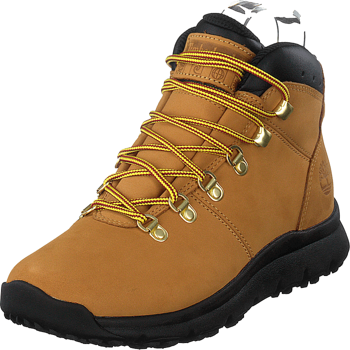 Timberland - World Hiker Mid Wheat