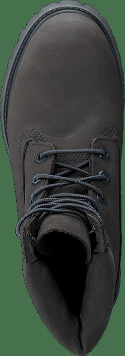 6 Inch Premium Boot - W Castlerock