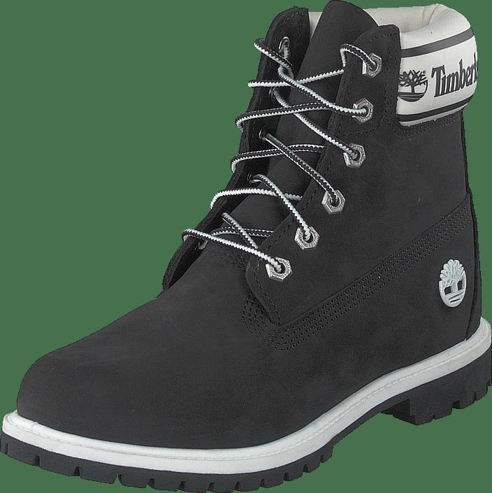 Timberland - 6 Inch Premium WP Boot L/f- W Black