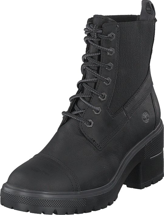 Timberland - Silver Blossom Mid Bootie Jet Black