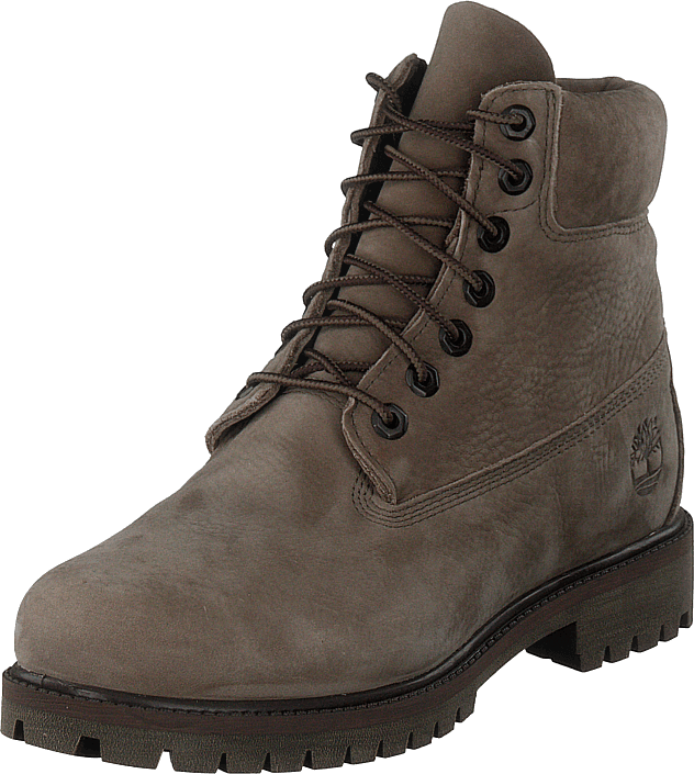 Timberland - 6 Inch Prem Rubber Cup Boot Canteen