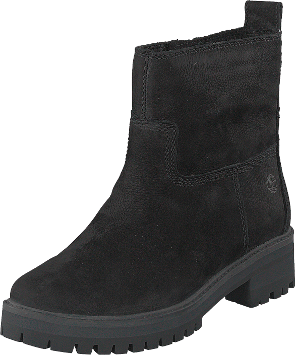 Timberland - Courmayeur Valley Faux Fur Boo Jet Black