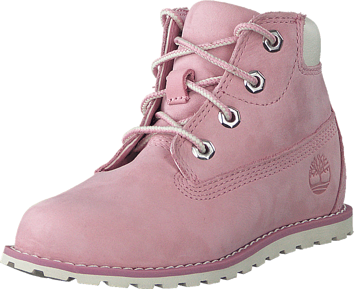 Timberland - Pokey Pine 6in Boot With Side Pink Nectar
