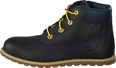 Pokey Pine 6in Boot With Side Black Iris