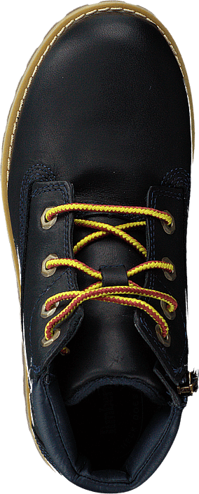 Timberland - Pokey Pine 6in Boot With Side Black Iris