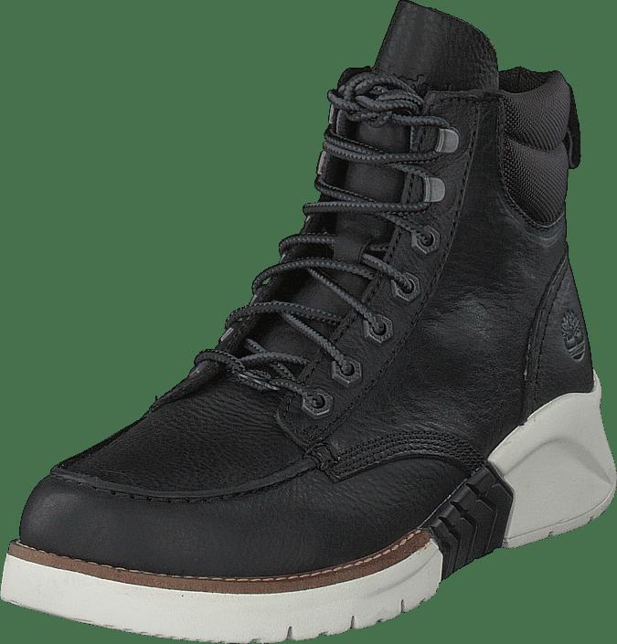 Mtcr Moc Toe Boot Jet Black