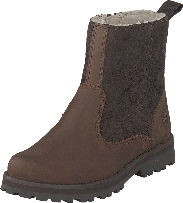 Timberland - Courma Kid Warm Lined Boot Dark Brown