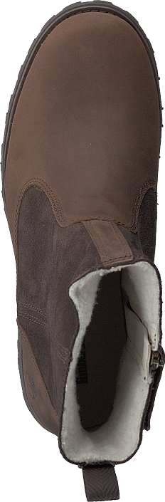 Timberland - Courma Kid Warm Lined Boot Dark Brown