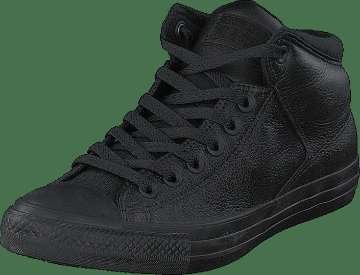 Converse - Chuck Taylor High Street Black Monochrome