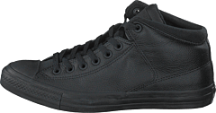 Chuck Taylor High Street Black Monochrome