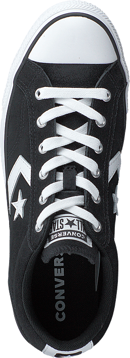 Converse Star Player Black