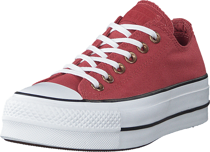 Converse - Chuck Taylor Lift Ox Light Redwood