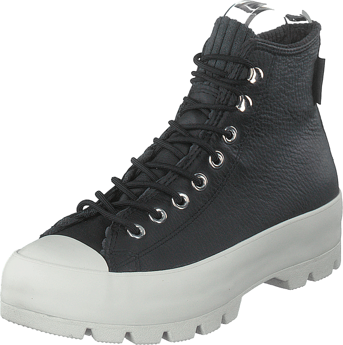 Converse - Chuck Taylor Lugged Boot Black