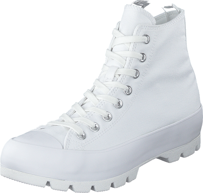 Converse - Chuck Taylor All Star Lugged W White