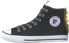 Chuck Taylor All Star Dino Spi Black