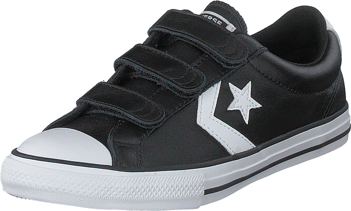 Converse - Star Player Ox Black