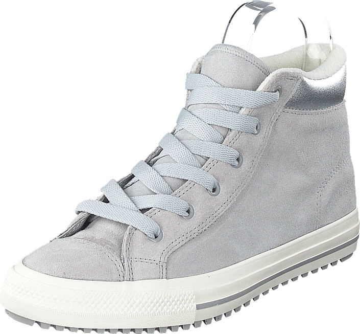 Chuck Taylor All Star Pc Boot Ash Grey/pure Silver/egret