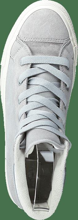 Converse Chuck Taylor All Star PC Boot Hi GrijsZilver (Ash GreyPure Silver) Suède Jeugd