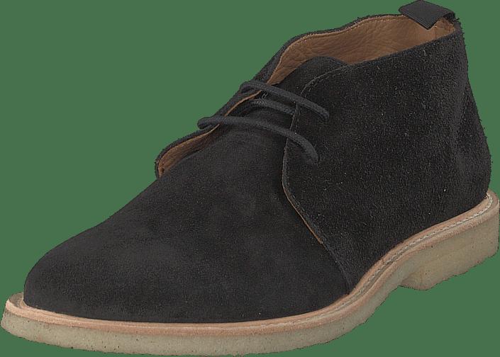 Playboy - Original City Chukka Boot Black