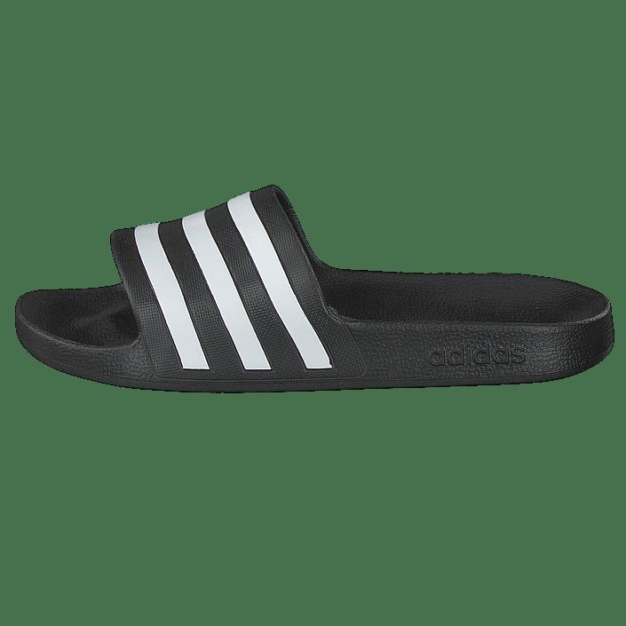 adidas Adilette Aqua Sandals Herre ftwr whitecore blackftwr white