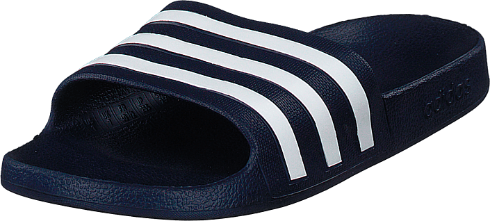 adidas Sport Performance - Adilette Aqua Dark Blue/ftwr White/dark Blue