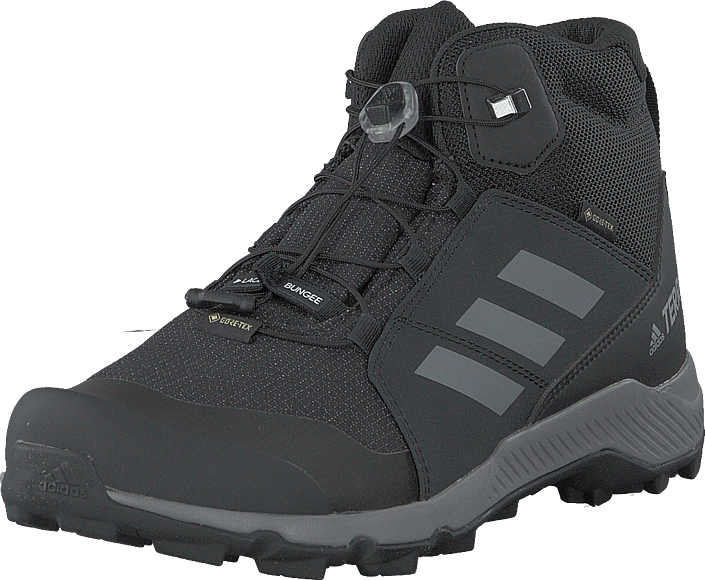 adidas Sport Performance - Terrex Mid Gtx K Core Black/grey Three F17/carb