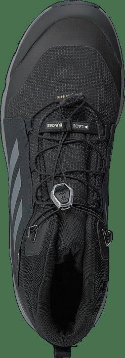Terrex Mid Gtx K Core Black/grey Three F17/carb