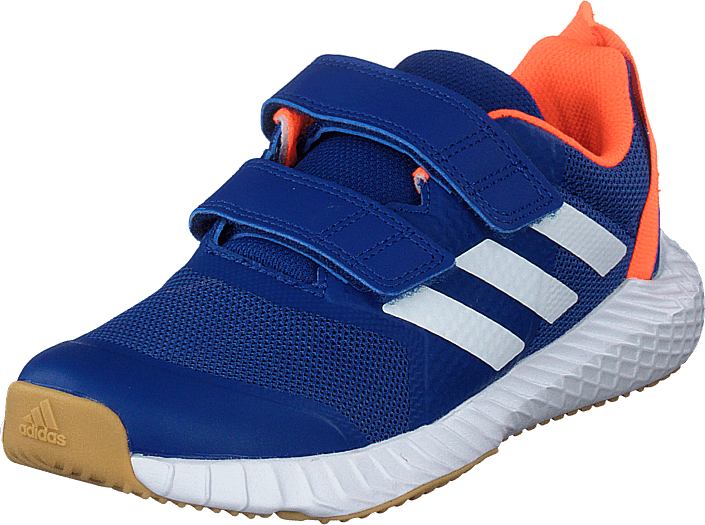 adidas Sport Performance - Fortagym Cf K Collegiate Royal/ftwr White/so