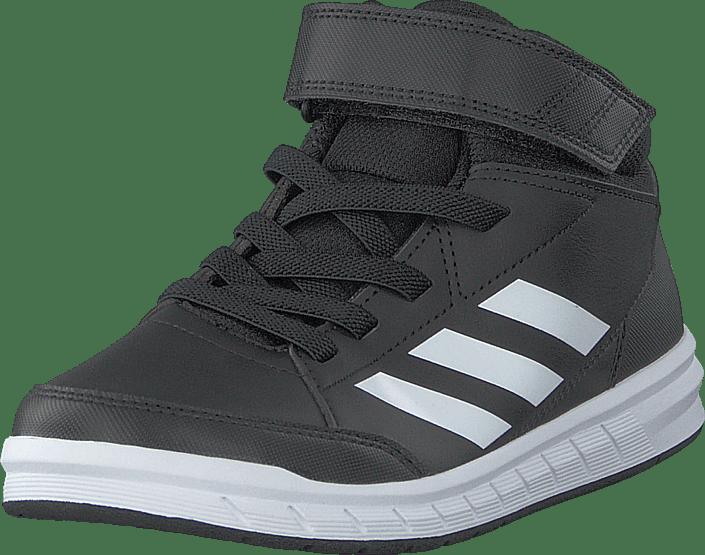 adidas Sport Performance - Altasport Mid K Core Black/ftwr White/ftwr Whi