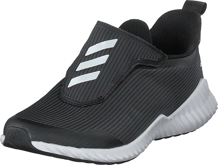adidas Sport Performance - Fortarun Ac K Grey Six/ftwr White/core Black