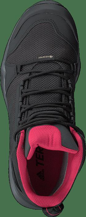 Terrex Ax3 Mid Gtx W Carbon/core Black/active Pink