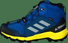 c4bdaba5 adidas Sport Performance - Terrex Mid Gtx K Blue Beauty/grey One F17/shock