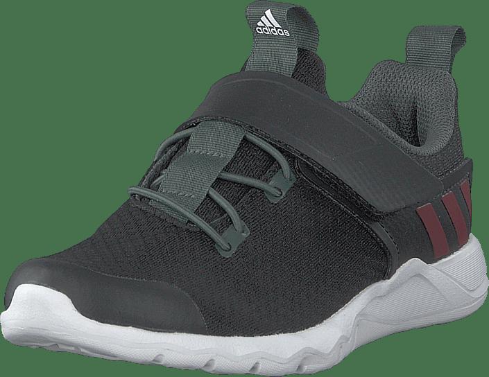 adidas Sport Performance - Rapidaflex El K Core Black/active Maroon/legen