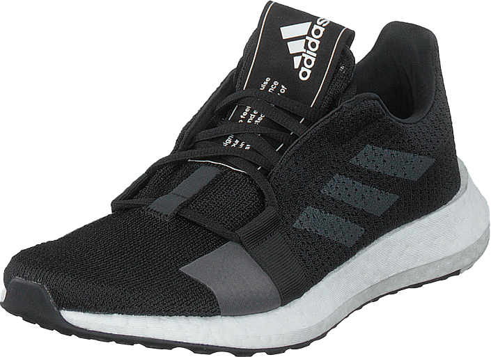 adidas Sport Performance - Senseboost Go W Core Black/grey Five/ftwr Whit