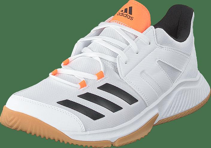 adidas Sport Performance - Essence Ftwr White/core Black/solar Or