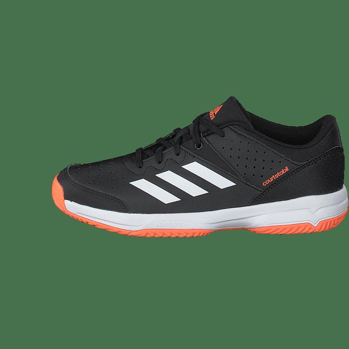 Kjøp adidas Sport Performance Court Stabil Jr Solar RedFtwr
