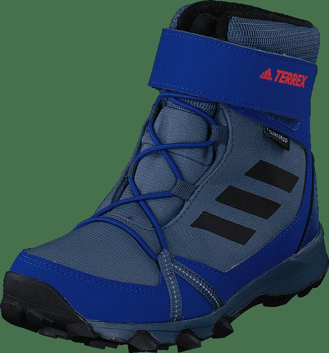 adidas Sport Performance - Terrex Snow Cf Cp Cw K Tech Ink/core Black/active Ora