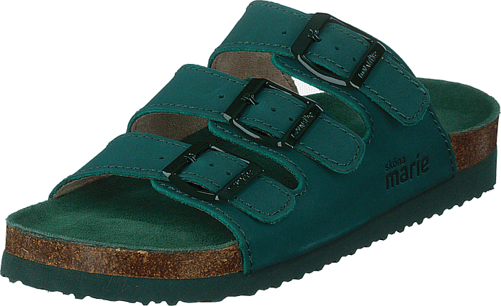 Stina Dark Green