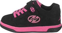 Heelys X2 Dual Up Black/pink