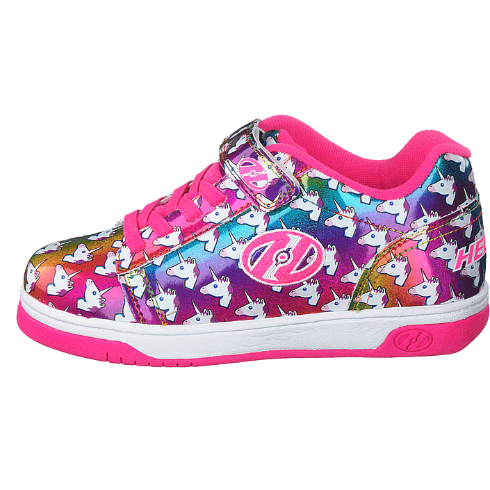 Kjøp Heelys Heelys X2 Dual Up Rainbowunicorn sko Online