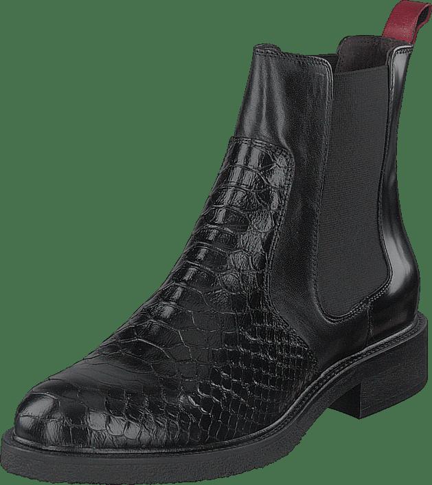 7424-319 Black/red