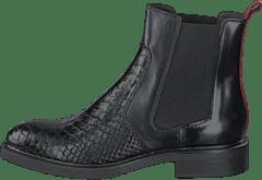 Billi Bi 7424 Støvler Sort Blå