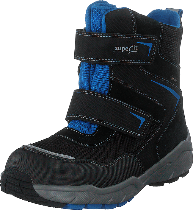 Superfit - Culusuk Black/blue