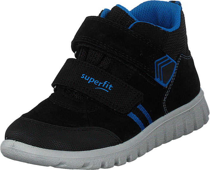 Superfit - Sport7 Black