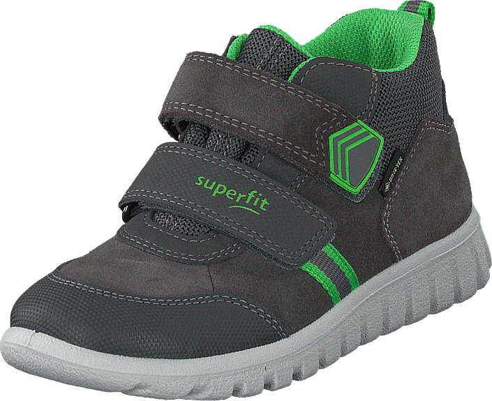 Superfit - Sport7 Grey/green